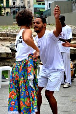 Mariana e Flávio - Cais do Valongo
