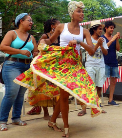 Ana Catão - Praça da Harmonia