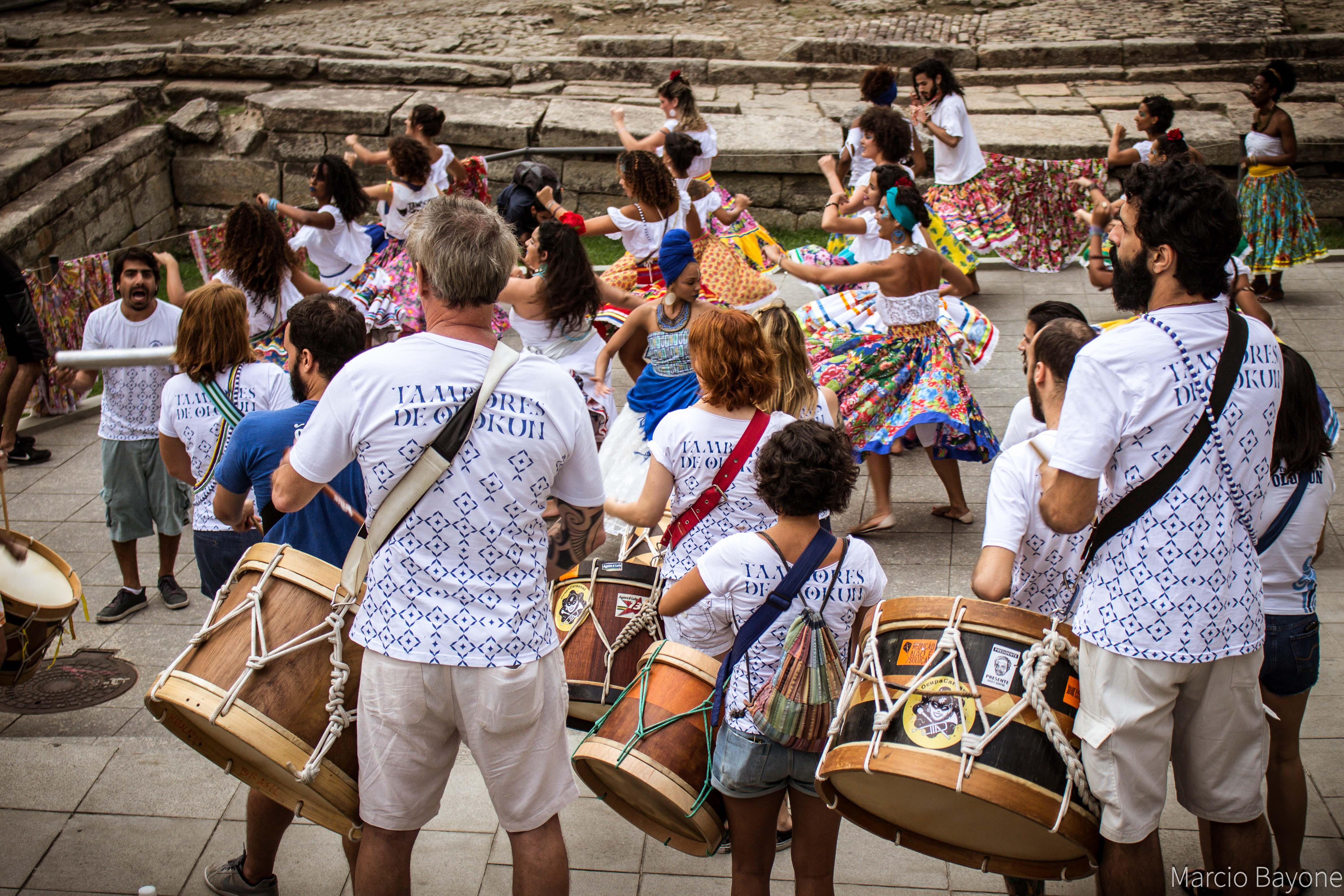 Convida Tambores de Olokun