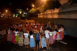 Tambor de Cumba e Baque Mulher