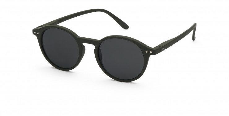 IZIPIZI Sunglasses - Kaki Green#D