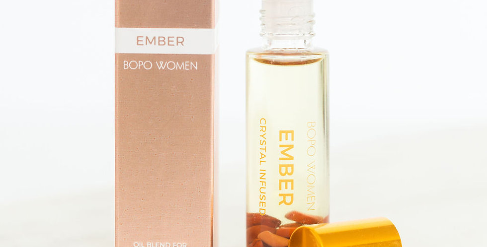 Ember Crystal Perfume Roller