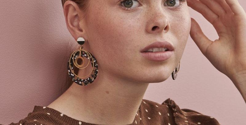 Attacus Earrings
