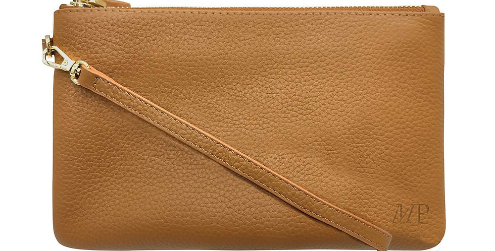 Charging Clutch - Almond Brown