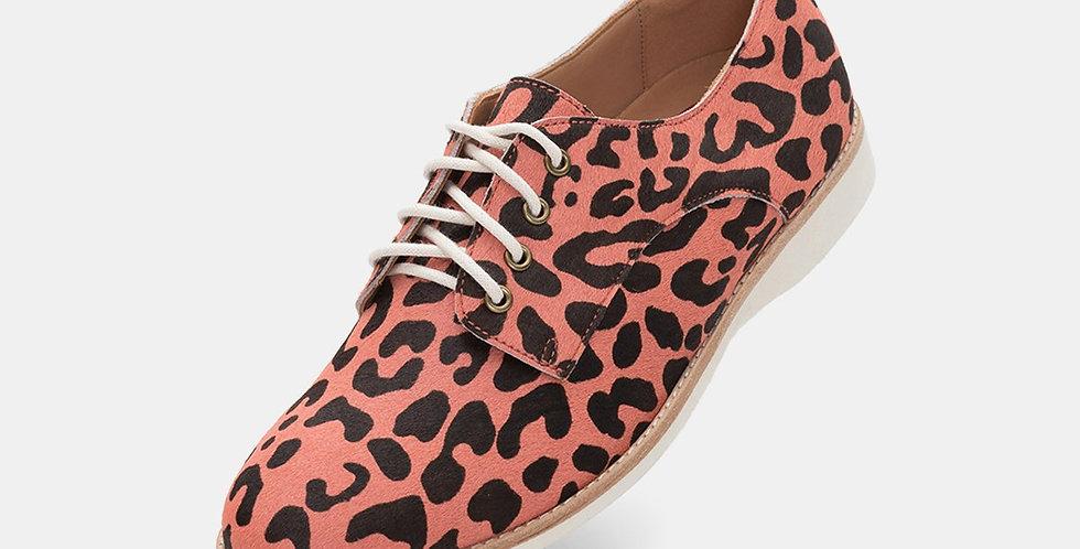 Derby Coral Leopard