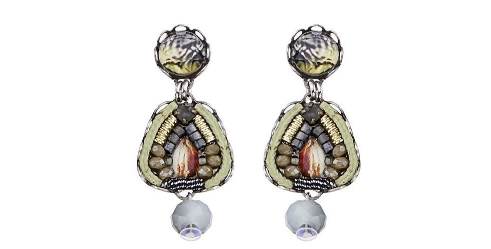 Autumn Porto Earrings