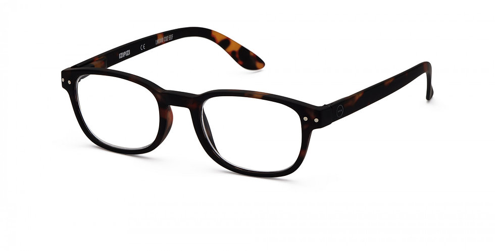 IZIPIZI Reading Glasses - Tortoise #B