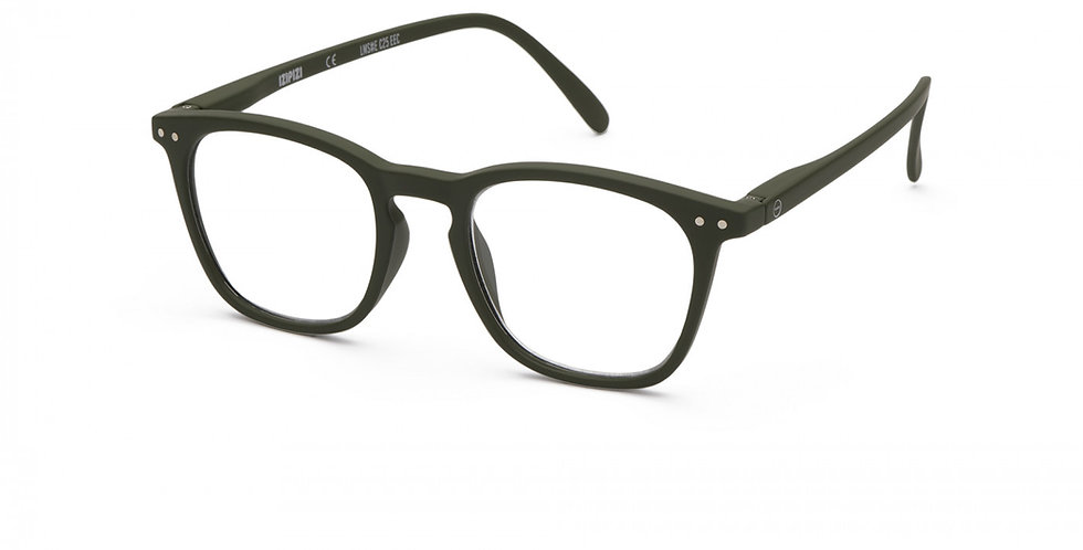 IZIPIZI Reading Glasses - Kaki Green #E
