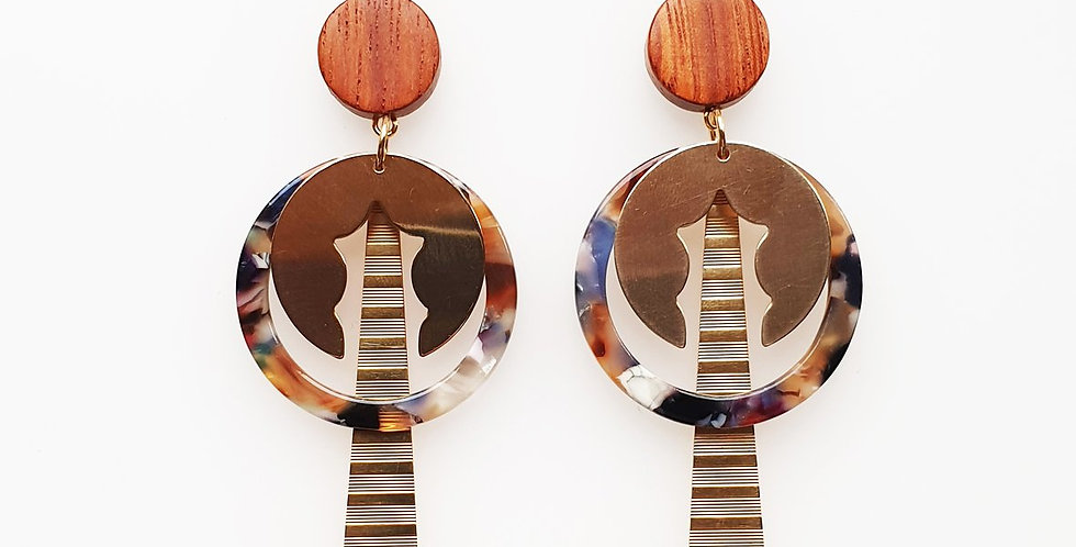 Cadet Earrings
