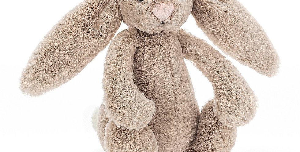 Jellycat Bashful Bunny - Beige Small