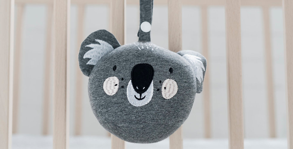 Mister Fly Elephant Rattle Ball