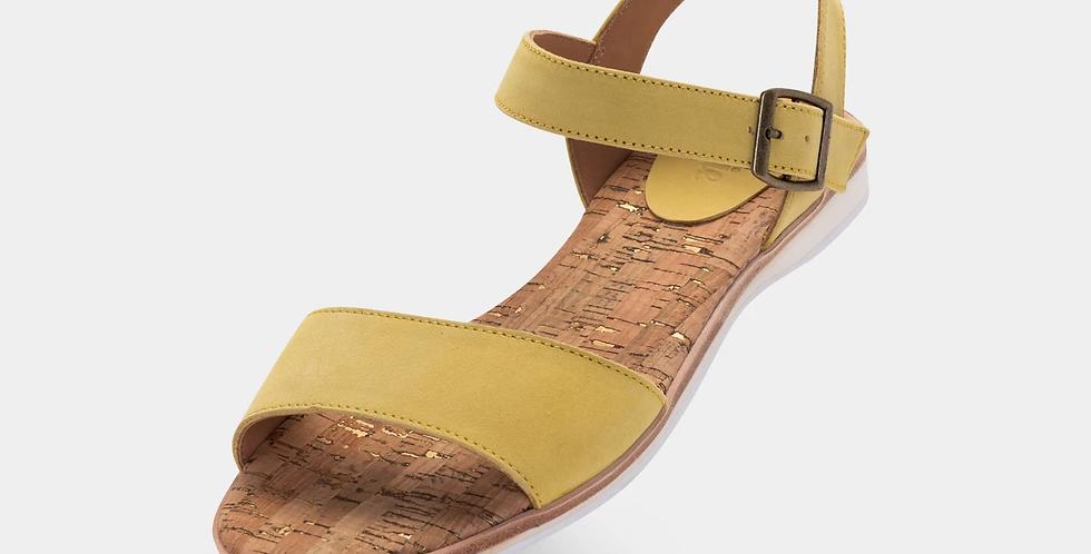 Sandal Yellow Nubuck