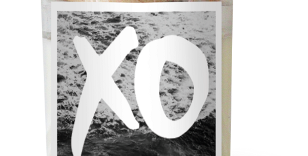 Lonely Sea XO Candle