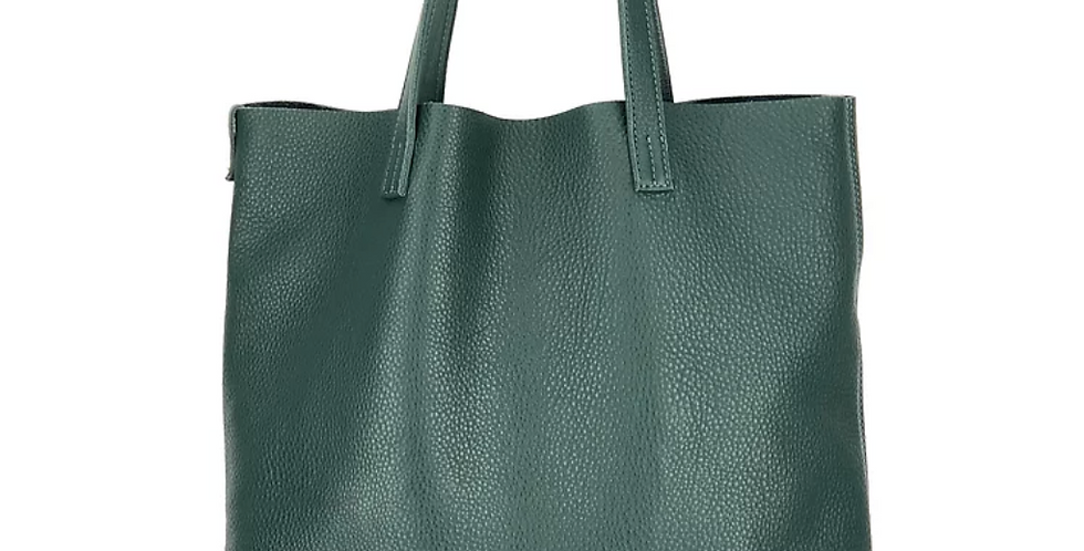 Roamer Leather Bag - Green