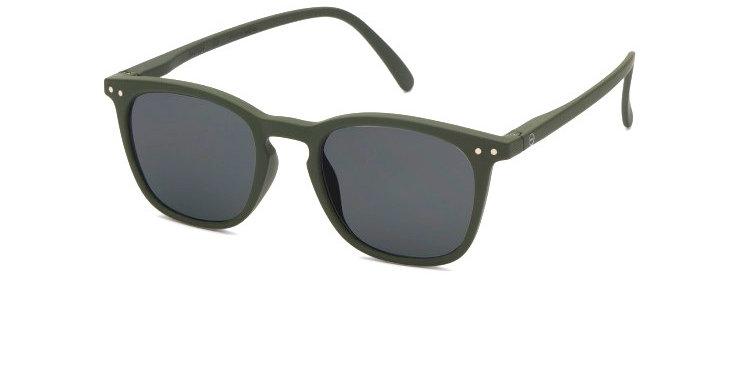 IZIPIZI Sunglasses - Kaki Green #E