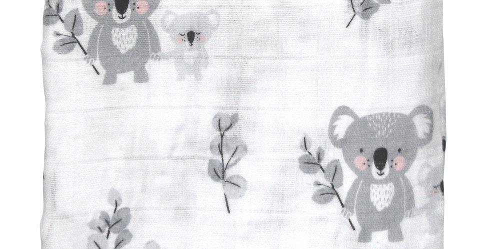 Mister Fly Koala Buddies Muslin Wrap