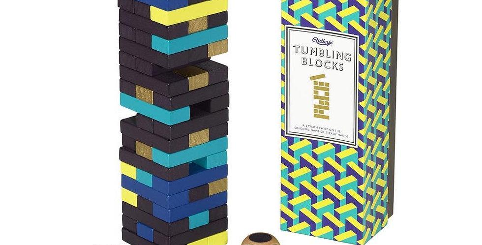 Ridley's Tumbling Block
