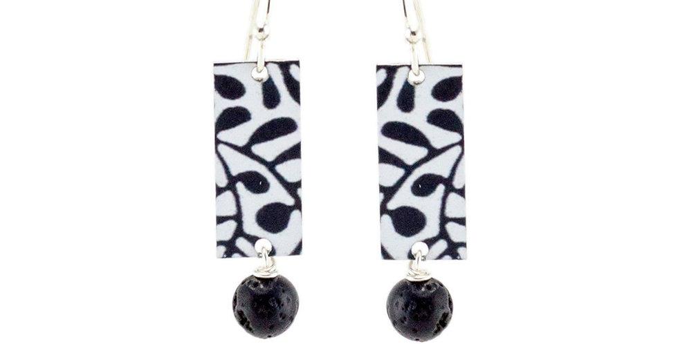 Pinto No. 58 Earrings