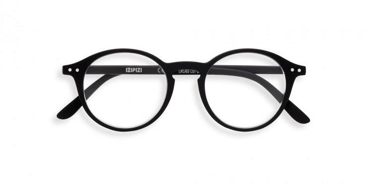 IZIPIZI Reading Glasses - Black #D