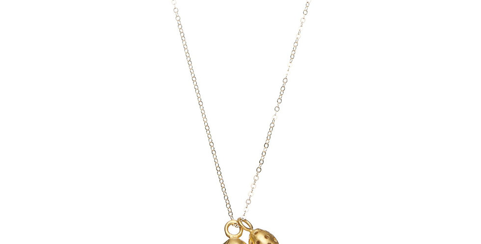 Contemporary Bell Necklace