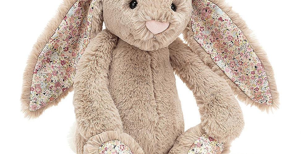 Jellycat Blossom Bashful Bunny - Biege Small