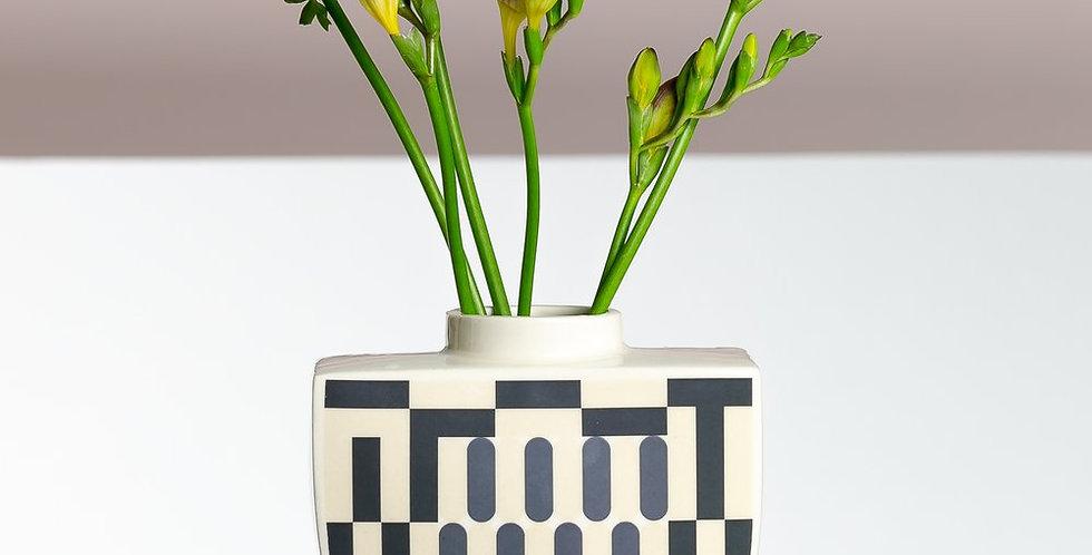 Fountain Boat Vase