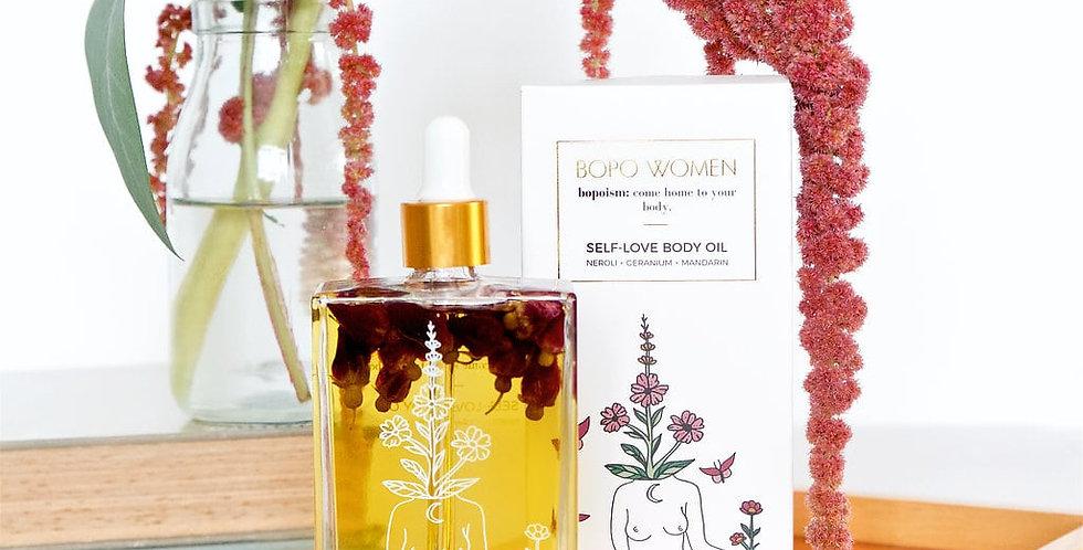 Self Love Body Oil
