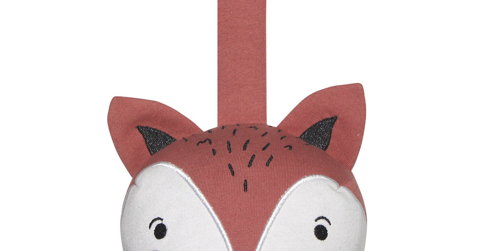 Mister Fly Fox Rattle Ball