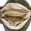 Thumbnail: Natural Long Handle Bag - Green