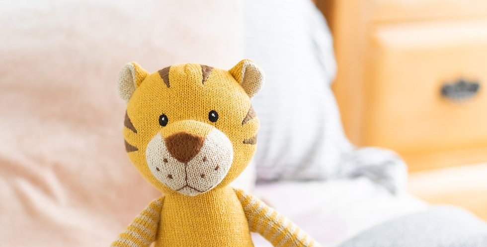 Teddy the Tiger