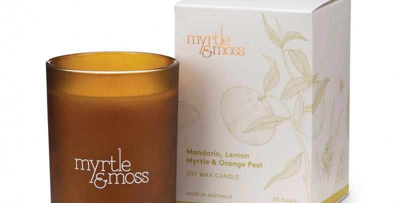 Mandarin + Lemon Myrtle + Orange