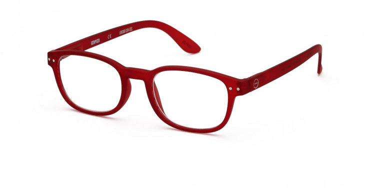 IZIPIZI Reading Glasses - Red #B