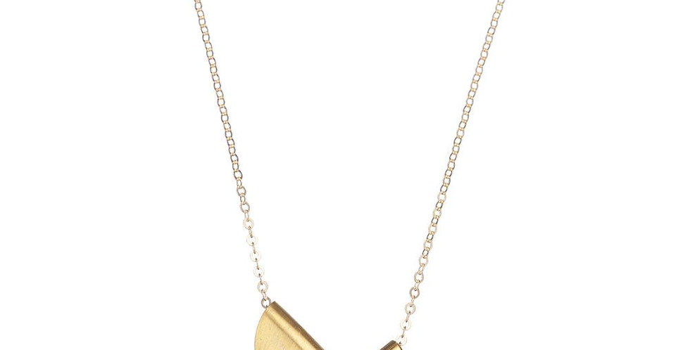 Double Taco Necklace