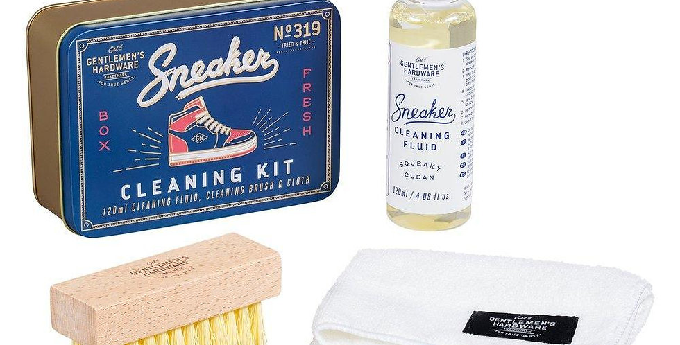 Gentlemen's Hardware Sneaker Cleaning Kit $21.00
