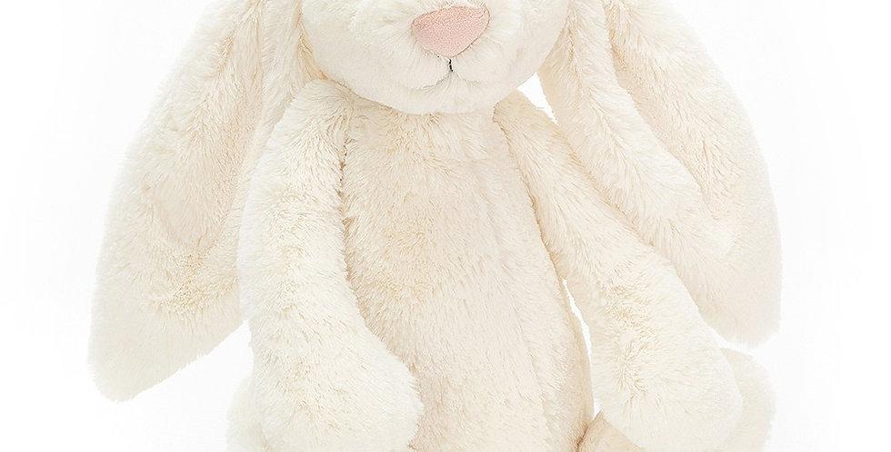 Jellycat Bashful Bunny - Cream Large