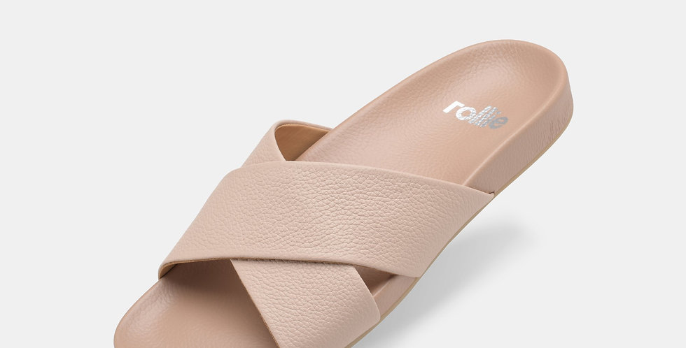 Tide Cross Slide Snow Pink