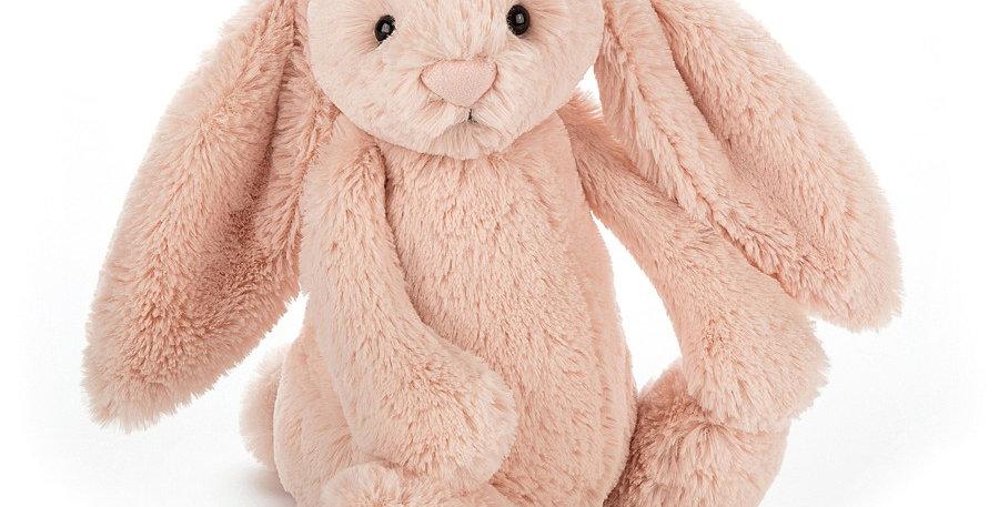 Jellycat Bashful Bunny - Blush Small