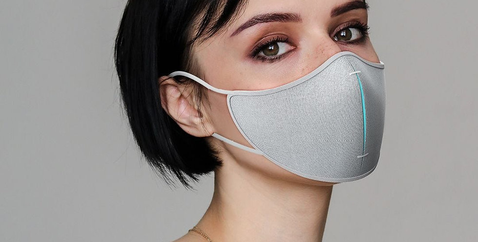 XD Design Protective Mask Set- Grey