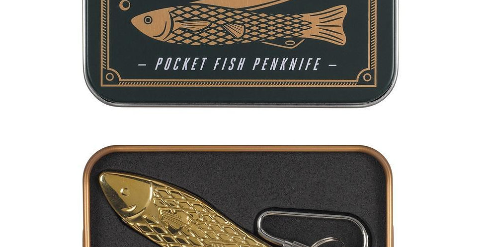 Gentlemen's Hardware Fish Pen Knife  1 review