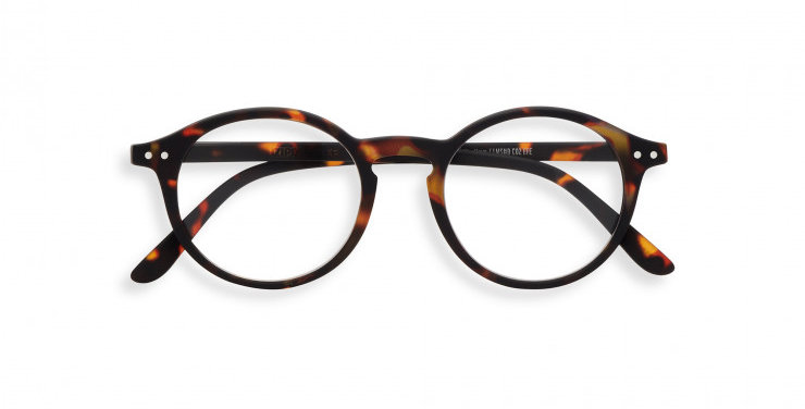 IZIPIZI Reading Glasses - Tortoise #D