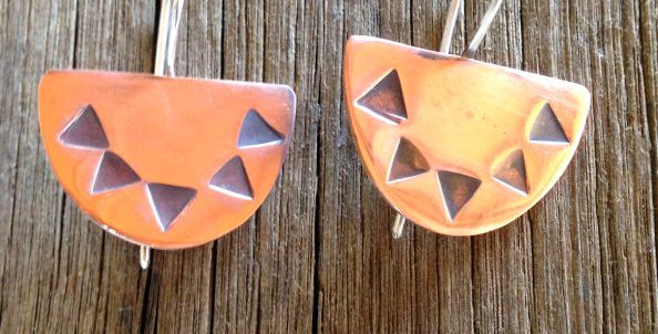 copy of Setting Sun Earrings