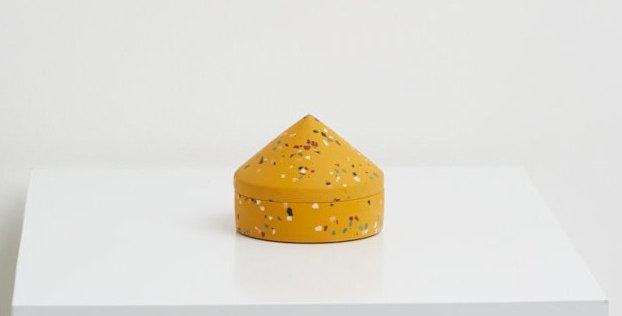 Keepsake Box - Golden Terrazzo