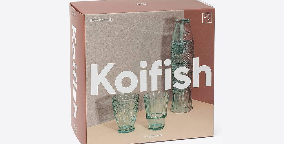 Koifish Glass Set