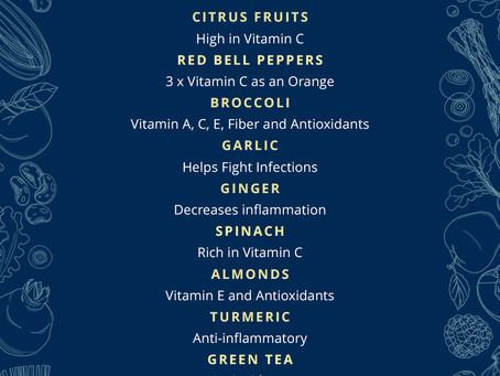 Combat Flu Season: LDN & Immune Boosting Foods