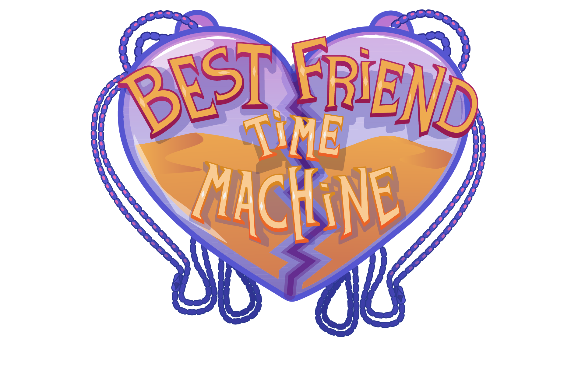 Best Friend Time Machine Logo