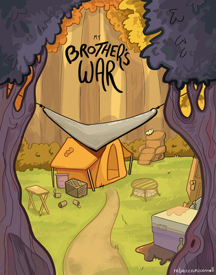 My Brother's War Book Cover