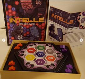 """Box Art for """"Intelle"""""""