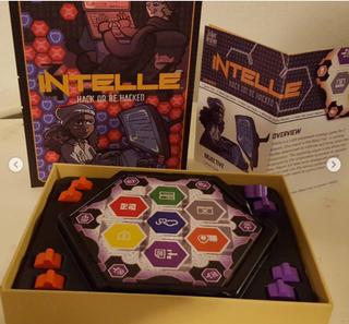 Intelle Box Art