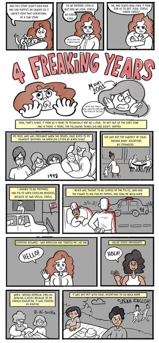 Immigration Comic
