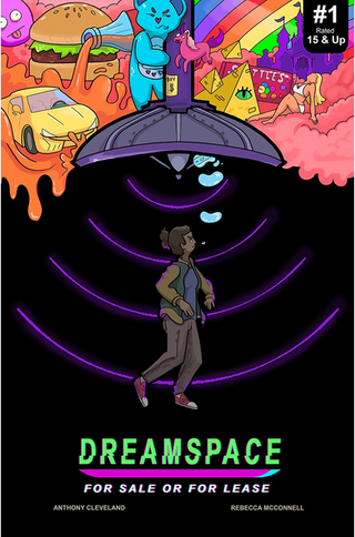 Dreamspace #1 Cover Art